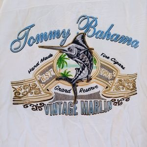 Tommy Bahama Vintage Men's L Marlin Shirt